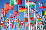 Fototapety Flaggen der Welt