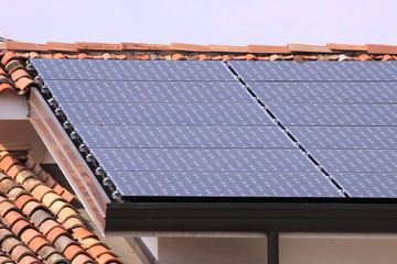 Solar energy panels - Pannelli solari fotovoltaici
