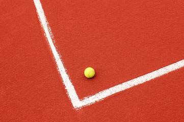 tennisfeld