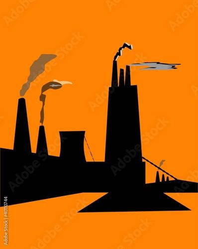 industrial promises concept