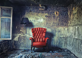 Fototapety luxure armchair