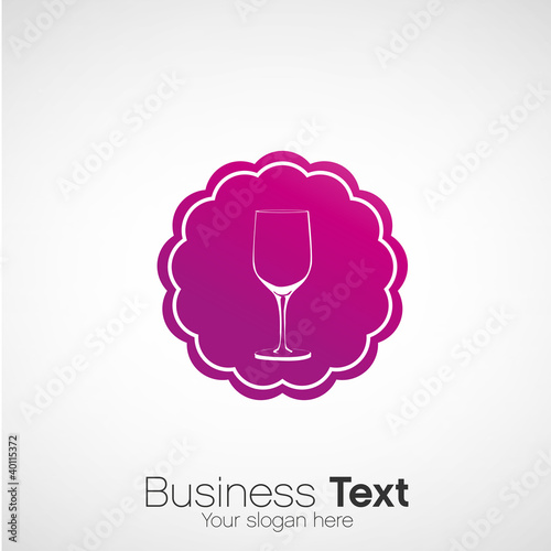 illustration, verre de vin