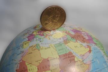 dollaro moneta mondiale