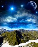 3d Fantasy landscape - 40118190