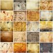 fondi vintage collage