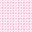 Vector pink pattern seamless background
