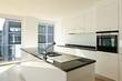 beautiful new  apartment, interior, kitchen