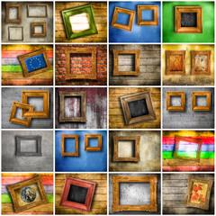 cornici collage