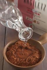 Argile rouge - Préparation de la pâte