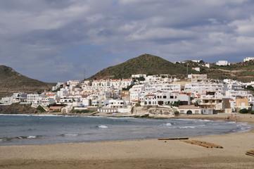 paisaje costero almeriense