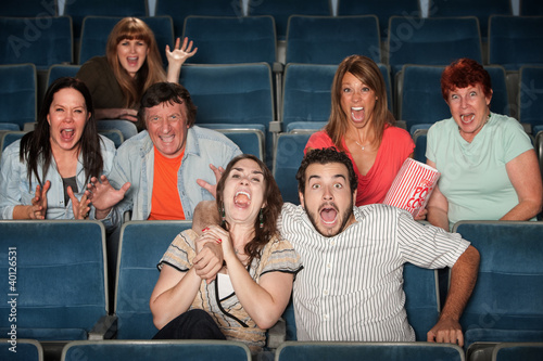 Screaming Audience