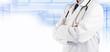 consultant white coat