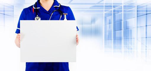 nurse blank board