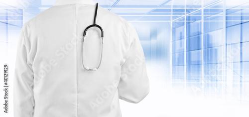 doctor back