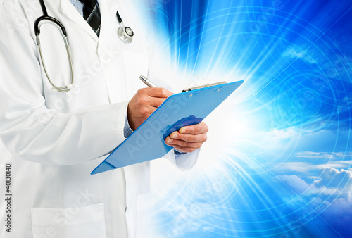 doctor white coat