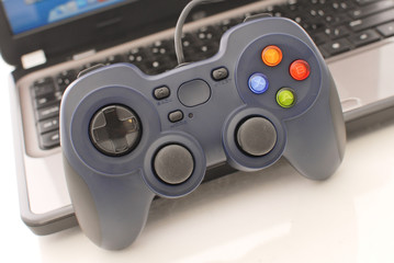 Computer Video Game Controller