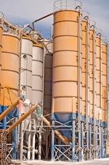 batteria di silos