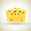 Cartoon Cheese