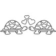 turtles_in_love