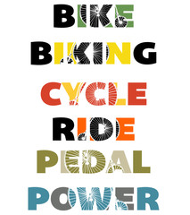 Cycling text banners