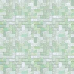 Green Stone Floor Seamless Pattern