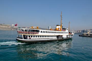 İstanbul Şehir Hatları Vapuru