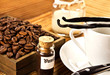 Kaffee und Vanille - Aroma