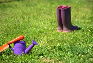 Outillages de jardin