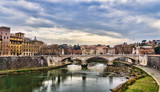 The River Tiber, Rome, Italy - Fine Art prints