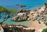 Fototapety idyllisches Plätzchen an der Costa Brava