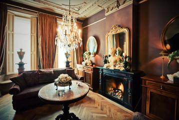 hotel lounge room