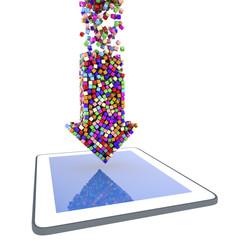 Anwendungen für mobile Geräte