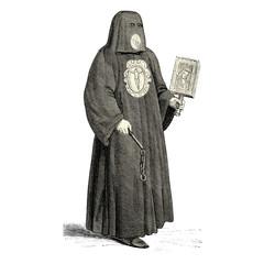 Bourreau de l'époque médiéval