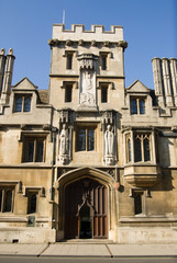 All Souls College, Oxford Gate Tower