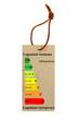 étiquette performance énergétique maison