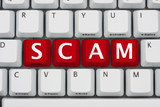 Internet Scams poster