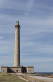 Lighthouse 'Phare de Gatteville' in Normandy
