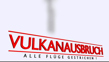 Vulkanausbruch - Video