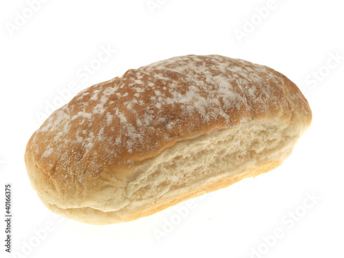 Soft Whiite Bread Roll