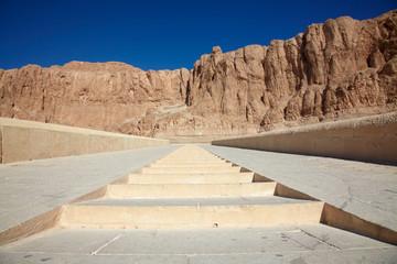Al-Deir Al-Bahari temple, Egypt