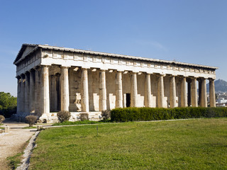 Hephaisteion ( Temple of Hephaistos and Athena )