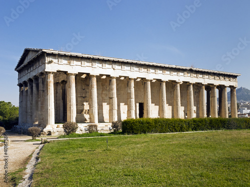 Hephaisteion ( Temple of Hephaistos and Athena )