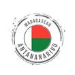 timbre Madagascar