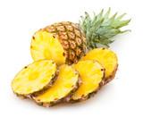 Fototapete Hintergrund - Zitrusgewächs - Obst