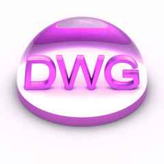 3D Style file format icon - DWG