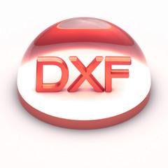 3D Style file format icon - DFX