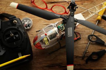 Rc elicopter Elicottero radiocomandato 直升机