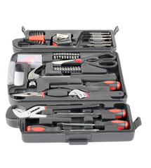 Set tools in box