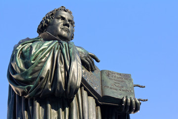 Martin Luther Denkmal