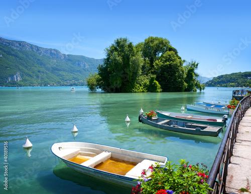 Jezioro Annecy